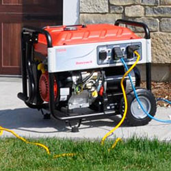 generators from Honeywell