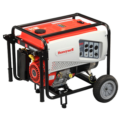 Honeywell 5,500 Watt 389cc OHV Portable Gas Powered Generator