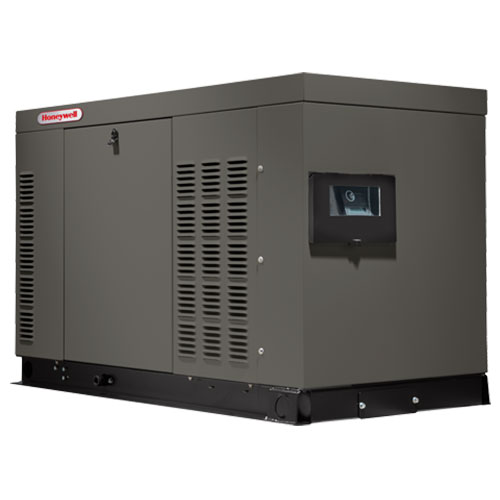 Honeywell HG03824, Liquid Cooled 38kW Home Standby Generator