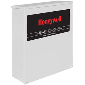Honeywell RTSZ200G3 Three Phase 200 Amp/208V Transfer Switch, Non Service-Rated